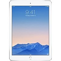 Apple iPad Air 2 Silver 32GB Cellular Only - Excellent Condition