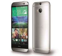 HTC One (Silver, 32GB) (Unlocked) Excellent