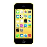 Apple iPhone 5C (Yellow, 16GB) - (Unlocked) Good