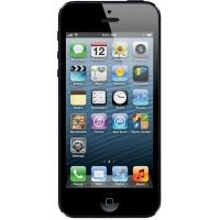 Apple iPhone 5 (Slate Black, 16GB) - Unlocked - Good