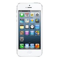 Apple iPhone 5 (Silver, 16GB) - Unlocked - Good