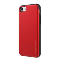 Sky Slide Bumper Phone Case iPhone 7+ - Red