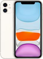 Apple iPhone 11 (64GB) - White - (Unlocked) Excellent